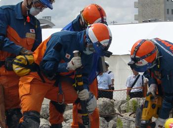 国際救助隊|茨城西南地方広域市...
